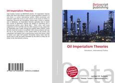 Copertina di Oil Imperialism Theories