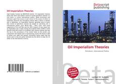 Обложка Oil Imperialism Theories