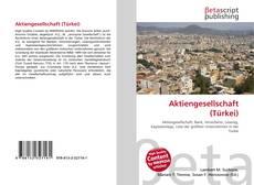 Bookcover of Aktiengesellschaft (Türkei)