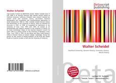 Bookcover of Walter Scheidel