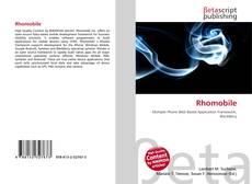 Buchcover von Rhomobile