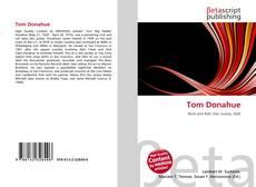 Bookcover of Tom Donahue