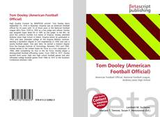 Tom Dooley (American Football Official) kitap kapağı