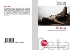 Buchcover von Akt-Fotos