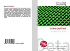 Bookcover of Rhön-Grabfeld