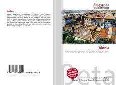 Bookcover of Aktau