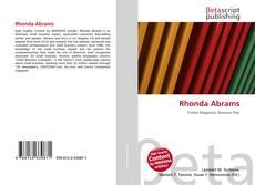 Bookcover of Rhonda Abrams