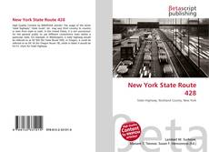 Bookcover of New York State Route 428