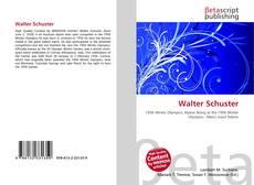 Bookcover of Walter Schuster