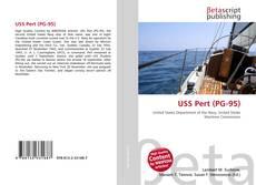 Bookcover of USS Pert (PG-95)