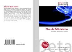 Bookcover of Rhonda Belle Martin