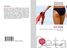 Xue Sang kitap kapağı
