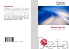 Bookcover of Rhonda Byrne