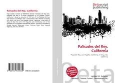 Bookcover of Palisades del Rey, California