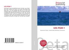 Bookcover of USS PGM-1