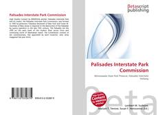 Bookcover of Palisades Interstate Park Commission