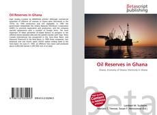Oil Reserves in Ghana kitap kapağı