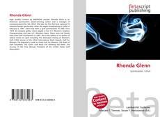 Bookcover of Rhonda Glenn