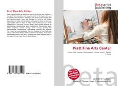 Bookcover of Pratt Fine Arts Center