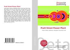 Bookcover of Pratt Street Power Plant