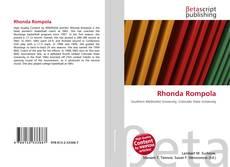 Bookcover of Rhonda Rompola