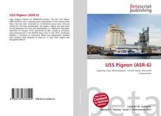 Buchcover von USS Pigeon (ASR-6)