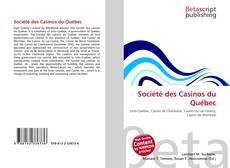 Société des Casinos du Québec的封面