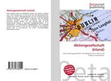 Bookcover of Aktiengesellschaft (Irland)