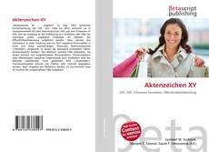 Buchcover von Aktenzeichen XY