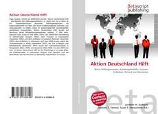 Обложка Aktion Deutschland Hilft