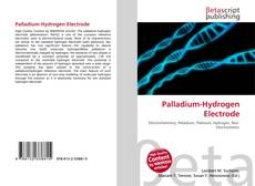 Bookcover of Palladium-Hydrogen Electrode