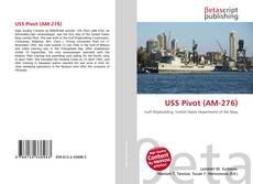 Bookcover of USS Pivot (AM-276)
