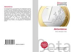 Bookcover of Aktienbörse