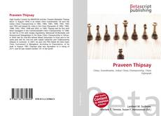 Bookcover of Praveen Thipsay