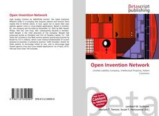 Bookcover of Open Invention Network