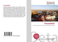 Bookcover of Prawiedniki