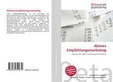 Buchcover von Aktives Empfehlungsmarketing