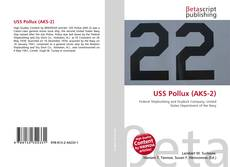 Bookcover of USS Pollux (AKS-2)