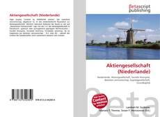 Bookcover of Aktiengesellschaft (Niederlande)