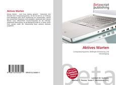 Buchcover von Aktives Warten