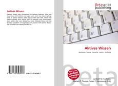 Aktives Wissen的封面