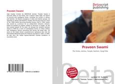 Bookcover of Praveen Swami