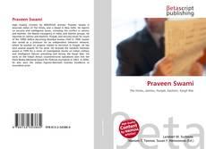 Praveen Swami kitap kapağı