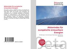 Borítókép a  Aktienindex für europäische erneuerbare Energien - hoz