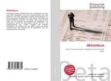 Capa do livro de Aktienkurs