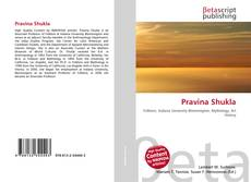 Capa do livro de Pravina Shukla