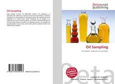 Обложка Oil Sampling