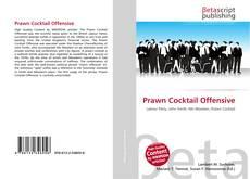 Capa do livro de Prawn Cocktail Offensive