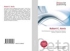 Capa do livro de Robert C. Annis