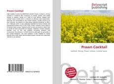 Capa do livro de Prawn Cocktail